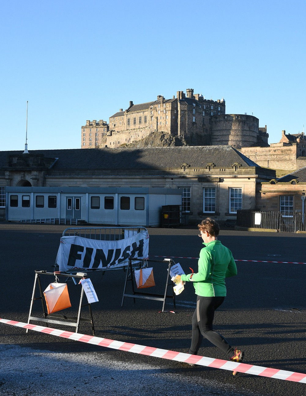 City Race finish