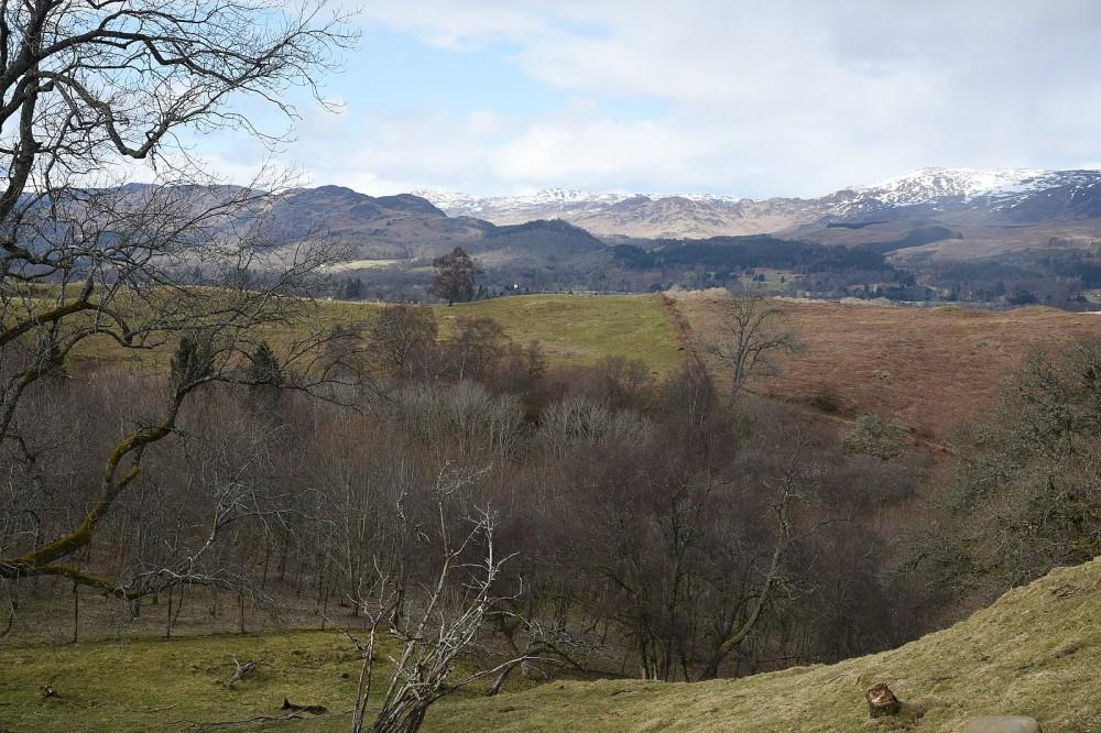 View N from Auchingarrich