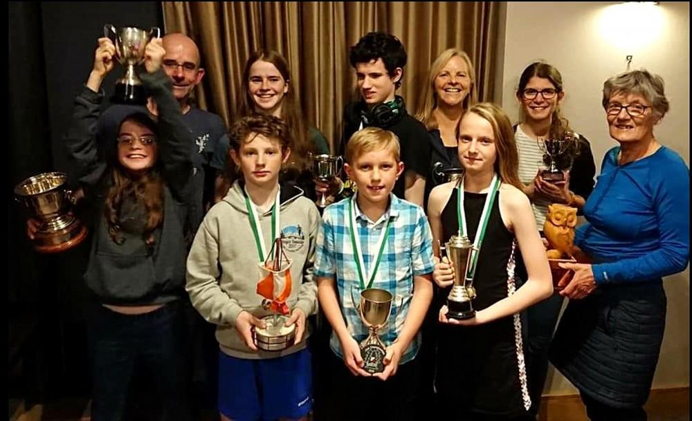 Club Championships Cup winners