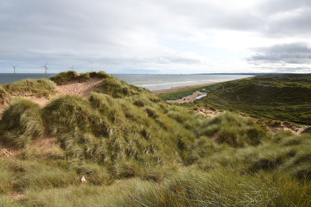 View south from Balmedie