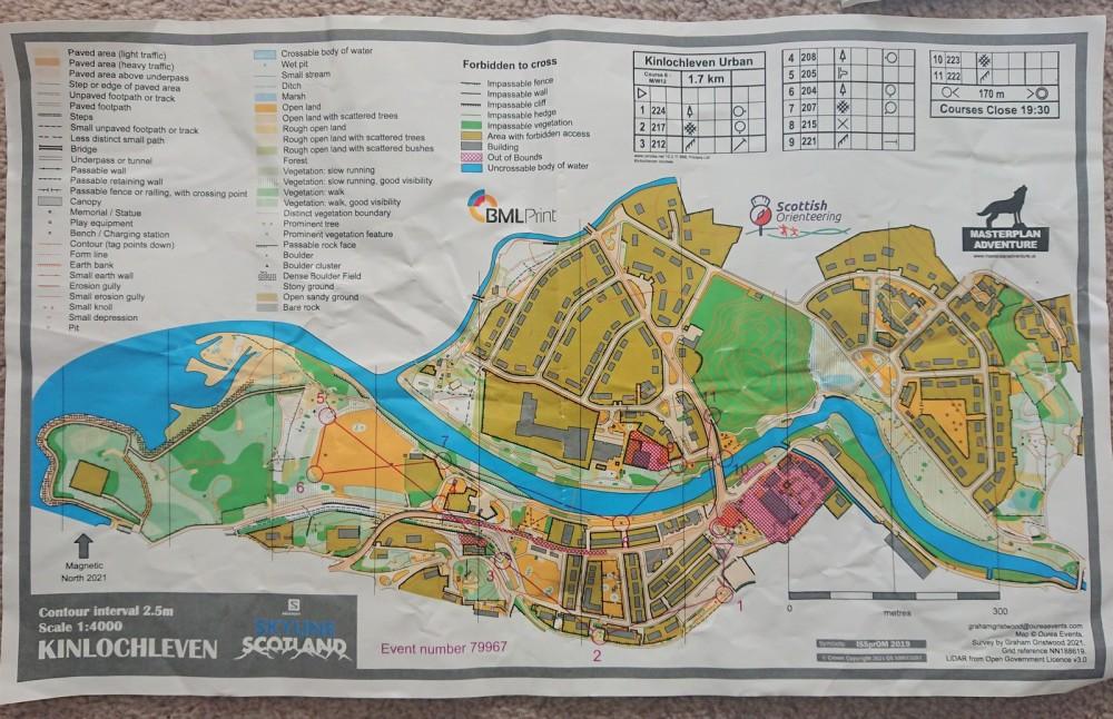 Calum's map