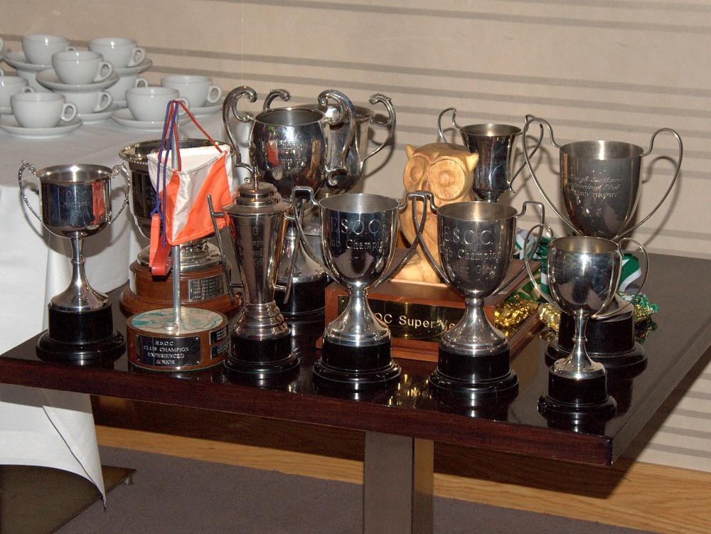 ESOC trophies