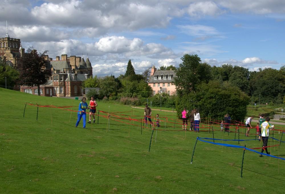 Ultrasprint event, Easter Craiglockhart Hill