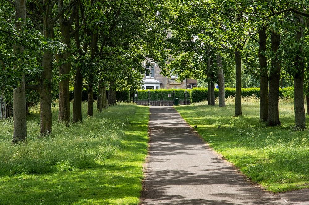 Victoria Park - south entrance