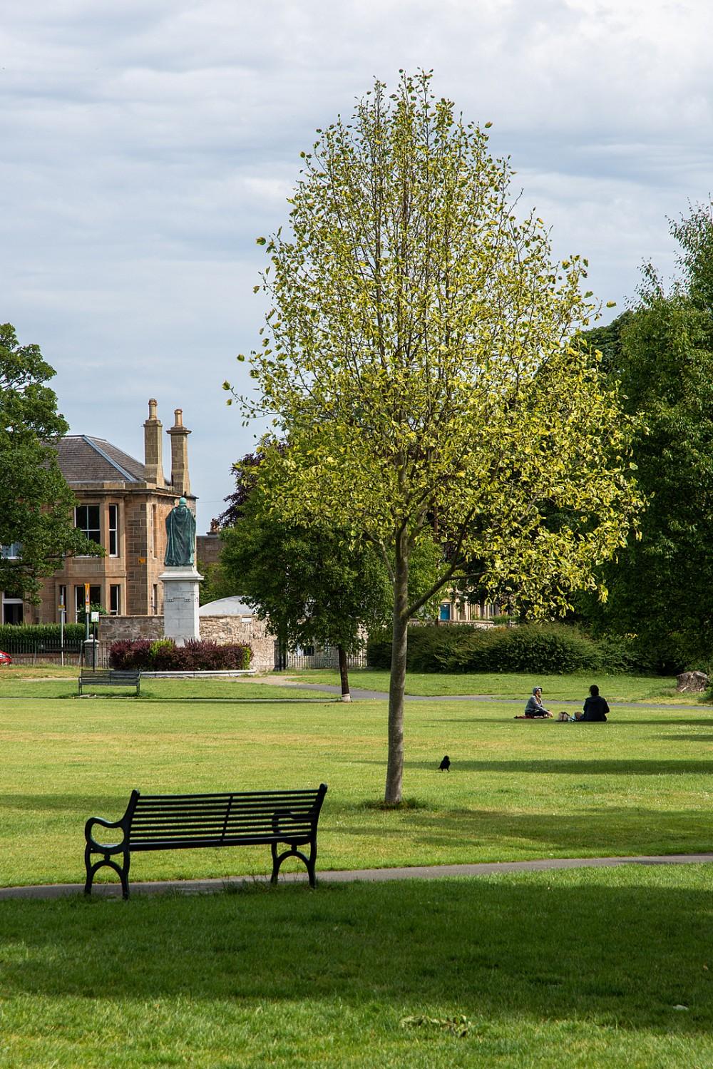 Victoria Park - eastern part