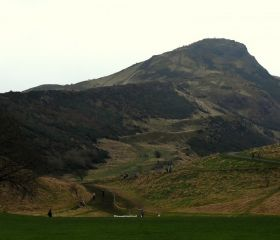 SoSOL 1 Finish and Arthur's Seat, Crawford Lindsay