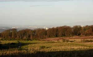 Cathkin Braes (Glasgow beyond), Crawford Lindsay