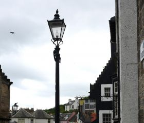 South Queensferry High Street, Crawford Lindsay